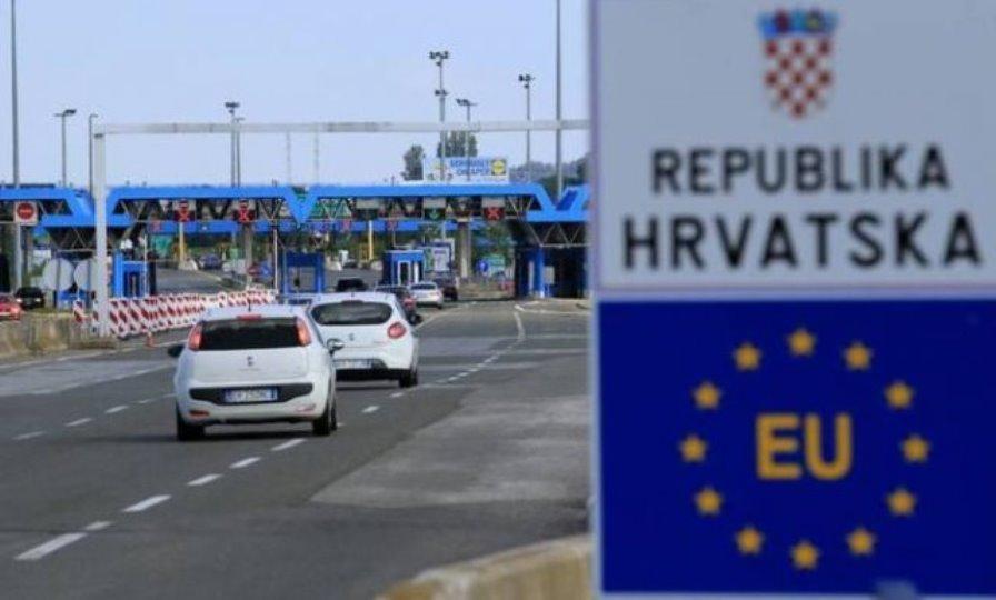 Hrvatska policija vraća putnike s granice u BiH | zenicainfo.ba